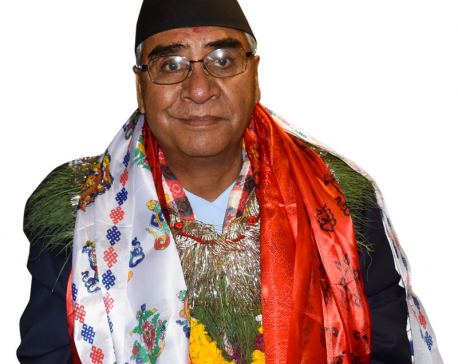 PM Deuba leads with double votes in Dadeldhura