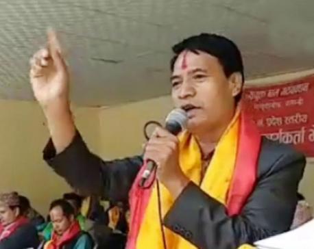 Sher Bahadur defeats Pashupati in Sindhupalchowk-2