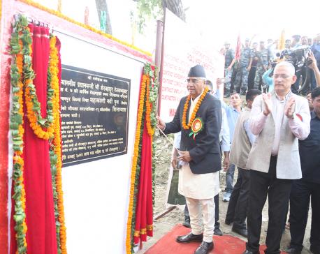 Mahakali bridge to transform far west: PM Deuba