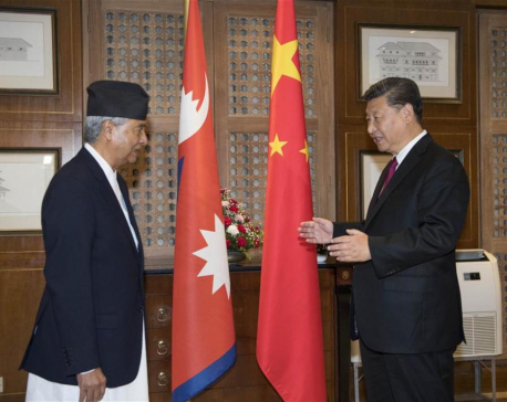 What is Nepali Congress thinking about China?