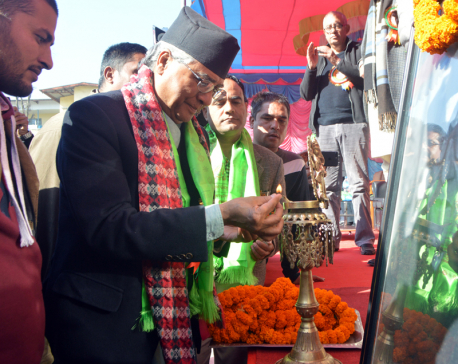 Elections will be held preparing calendar: Deuba