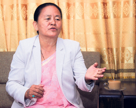 Tumbahangphe to take oath as Minister for Law today