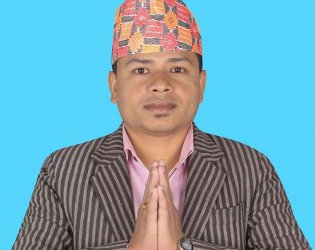 Shiva Kumar Chaudhary to contest by-polls from Sajha Party in Dang-3 'B'