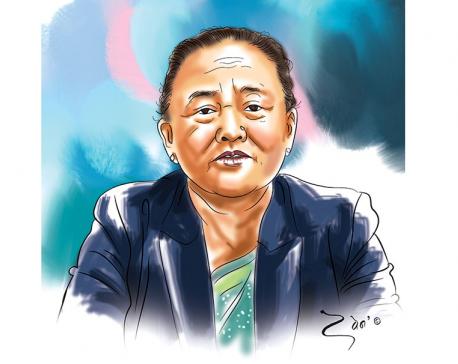 Deputy Speaker Shiva Maya Tumbahangphe resigns