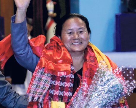 Tumbahamphe elected dy speaker