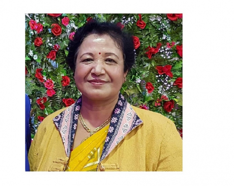 Citing COVID-19 pandemic, Sajha Party's provincial lawmaker Shakya decides not to take Dashain allowances