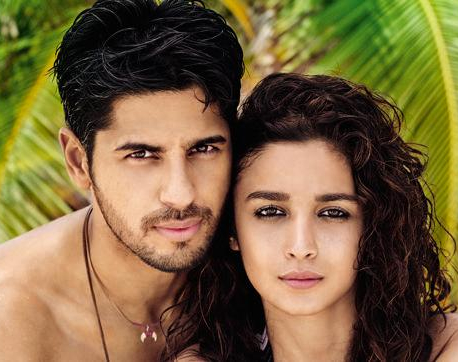 Alia officially introduces Siddharth as her boyfriend!