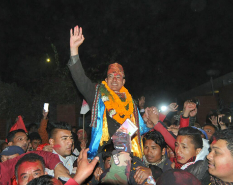 Former DIG Silwal wins in Lalitpur-1