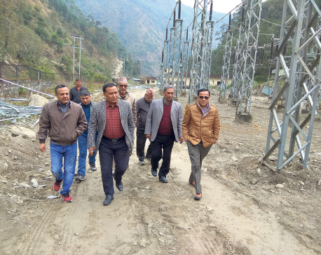 Locals obstruct construction of Singati-Lamosanghu transmission line
