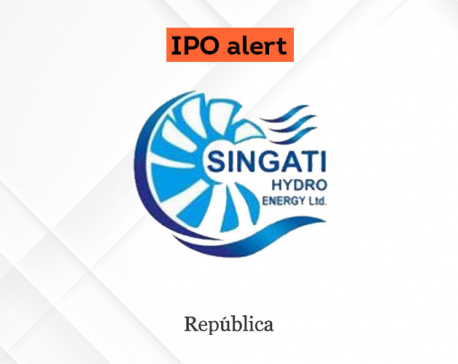 269,700 awarded with Singati's 10 units of primary share each