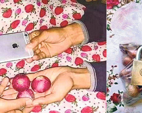 Laugh till you cry! With onion prices  sky high Nepalis turn to humor