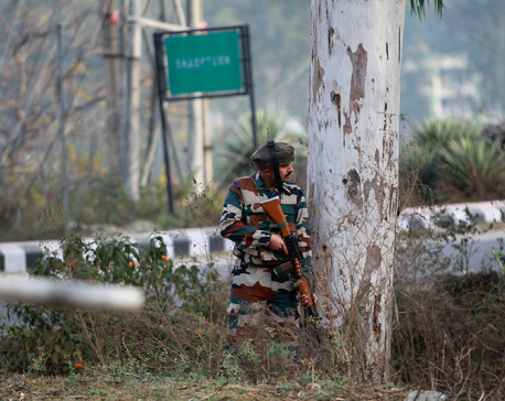 Militants kill seven after storming Indian army base