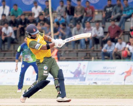 Chauraha closer to playoffs; Attariya, Mahendranagar share points