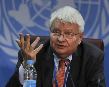 UN Peacekeeping chief expects 3 mission to close by March 2018