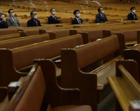 South Korea closes churches as coronavirus tally passes 3,700