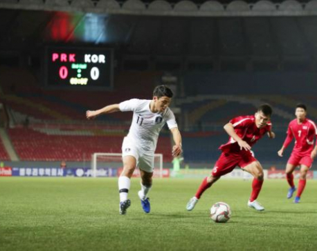 'It was like war,' says South Korea after Pyongyang match