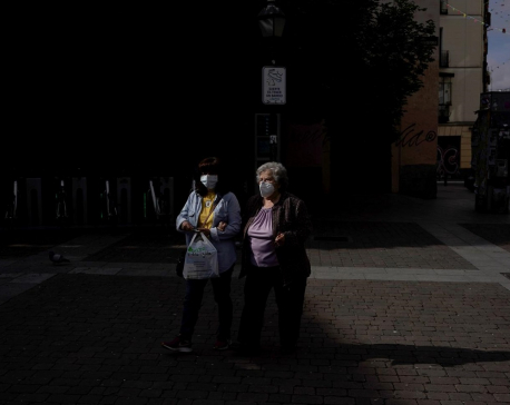 Spain reports lowest daily coronavirus death toll in nearly seven weeks