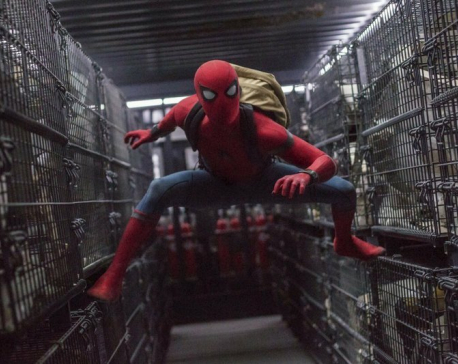 'Spider-Man' slings $117 million debut and Sony rejoices