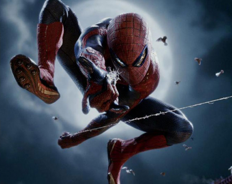 Andrew Garfield admits playing Spider-Man was a struggle