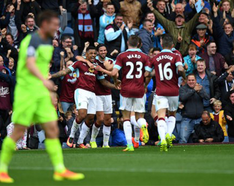 Liverpool's optimism punctured by 2-0 loss at Burnley
