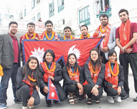 Nepali chess players to leave for Olympiad today