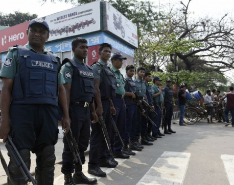 Bangladesh set to hang extremist leader