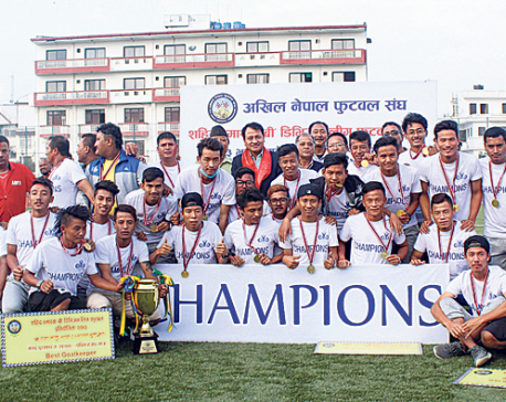 Local support key to Chyasal's promotion in A div
