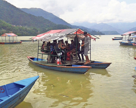 Pokhara faces shortage of professional guides