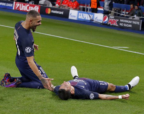 PSG's attack bails out poor defense in 3-0 win vs. Basel