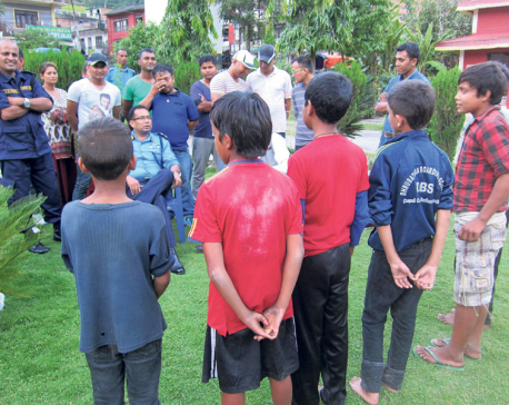 Police intercept 21 children from Nepal-India border in Baitadi