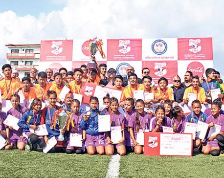 Chula Chuli, Durga win Coca Cola Cup