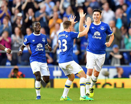 Everton dreaming again after fast start under Koeman