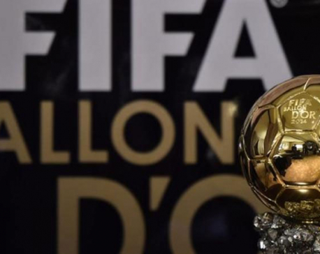 Fifa ends association with world player of the year award