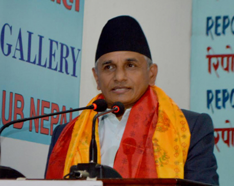 Constitution implementation needs cooperation of all parties: Pandey