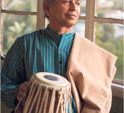 Veteran tabla maestro Pt Upadhyaya dies