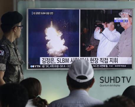 UN Security Council condemns North Korea missile tests