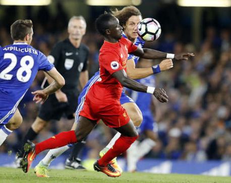 Liverpool beats Chelsea at the bridge, ends Chelsea's unbeaten run