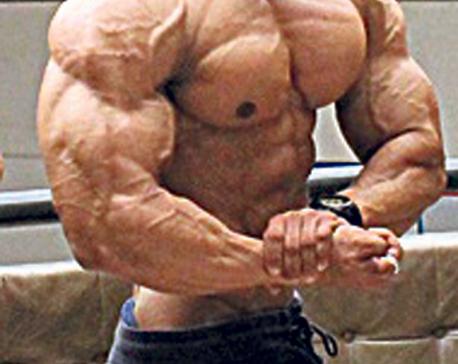 Mahesh wins gold in Asian bodybuilding