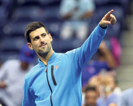 Another free pass for Djokovic at US Open