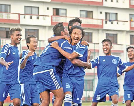 NRT held, first win for Samajik