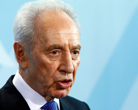 World leaders mourn Peres; praise him as a man of peace