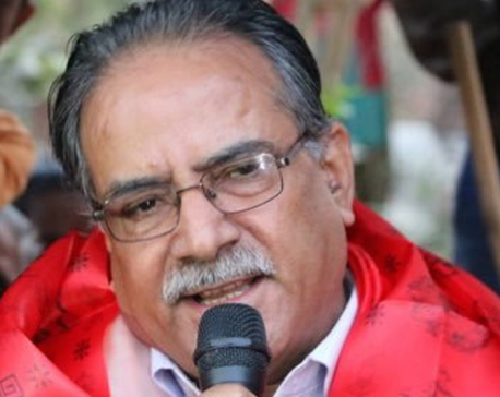 Constitution amendment bill was tabled in consensus: PM Dahal