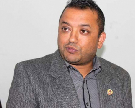Finding outlet to current imbroglio rests on NC: Gagan Thapa