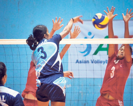 Vanquished Nepal puts up impressive show against India