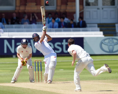 Nepal XI defeat MCC in Lord's debut
