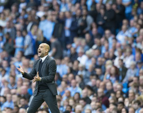 Own-goal helps City beat Sunderland in Guardiola's EPL debut