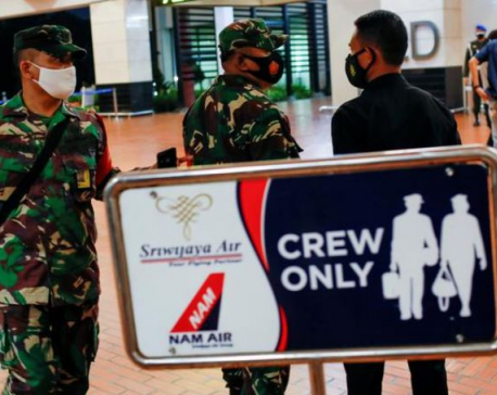 UPDATE: Indonesian plane loses contact after take-off, more than 60 thought to be aboard