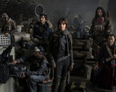 Disney teases 28 minutes of Star Wars spin–off Rogue One