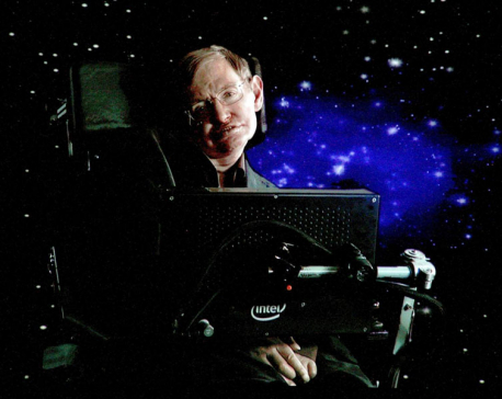 Stephen Hawking to travel into space onboard Richard Branson's spaceship