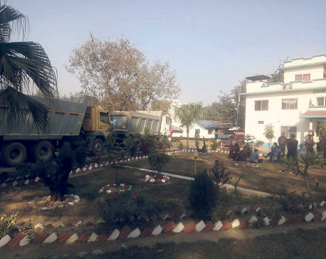 Stone smuggling affecting development projects in Kailali